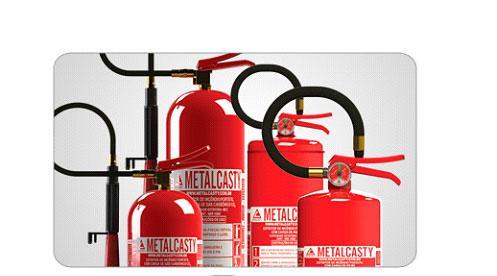 Manutenção preventiva sistema de incêndio