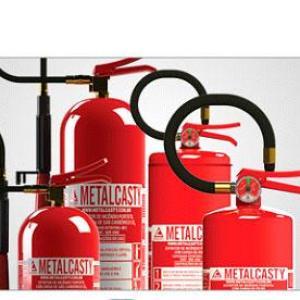 Sistema de detecção de incêndio por aspiração